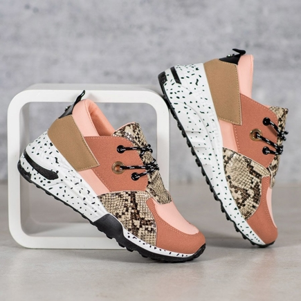 SNEAKERSY SNAKE PRINT VICES