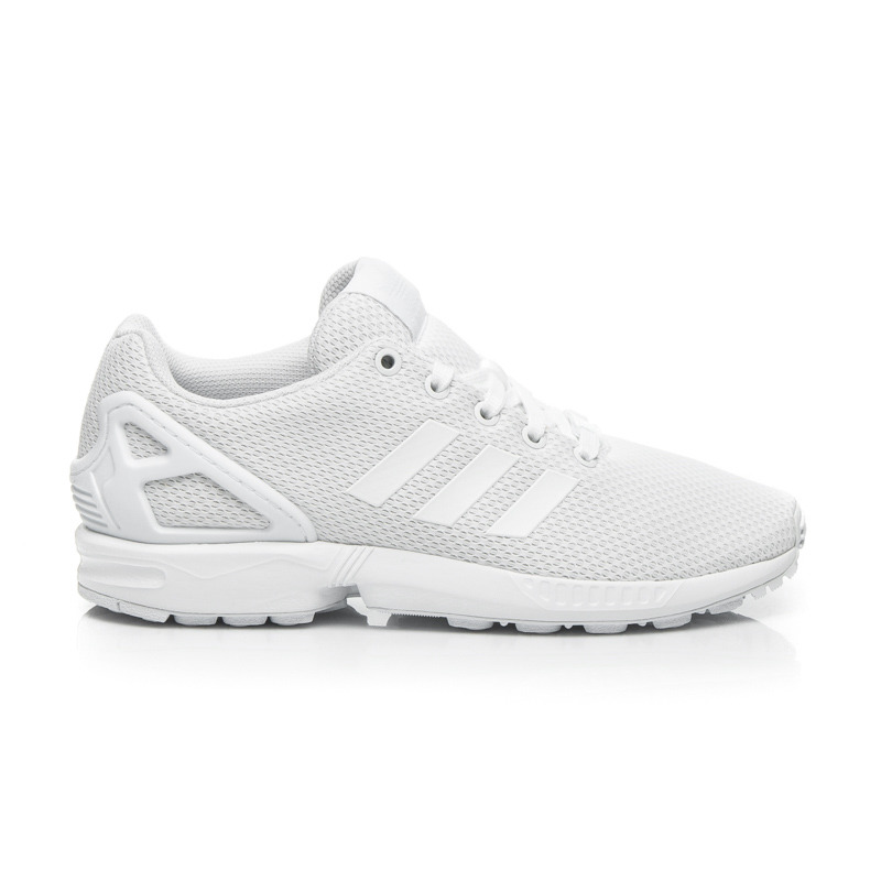 ADIDAS ZX FLUX TOTAL WHITE