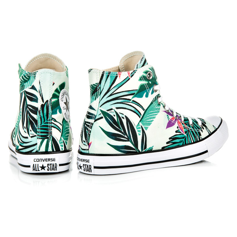 TRAMPKI CONVERSE CHUCK TAYLOR ALL STAR TROPICAL PRINT